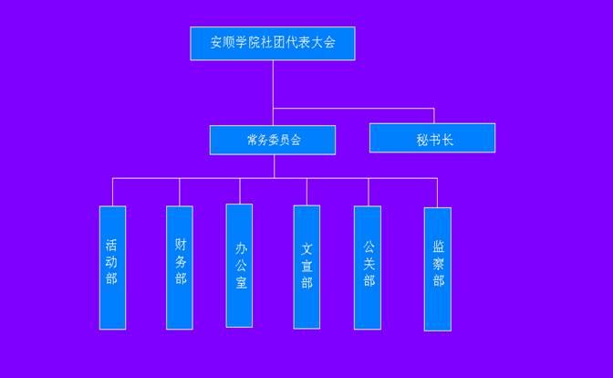 安顺学院学生社团联合会章程(修订版)-共青团安顺